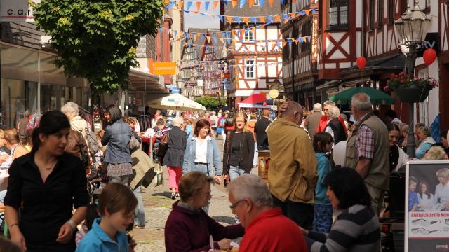 Verkaufsoffener Sonntag Dillenburg