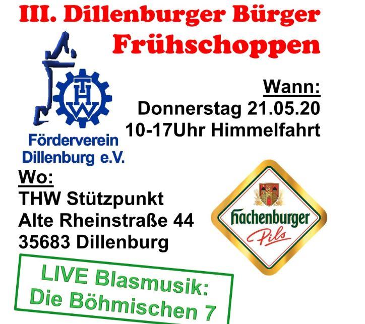 ABGESAGT / Dillenburger Bürger-Frühschoppen