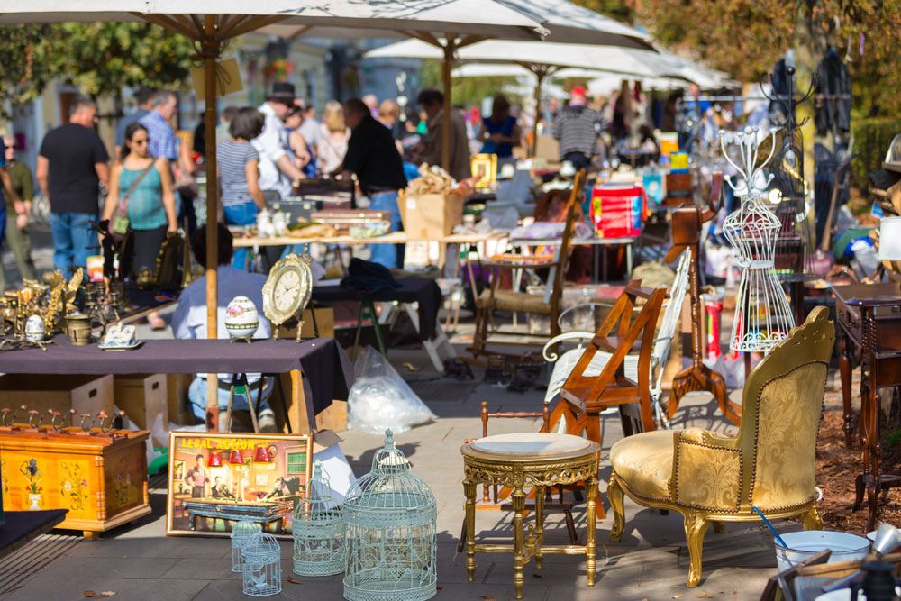 Foto City-Flohmarkt