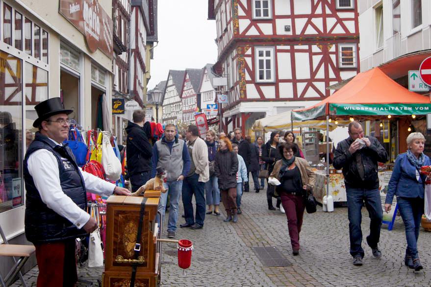 Foto Hubertusmarkt