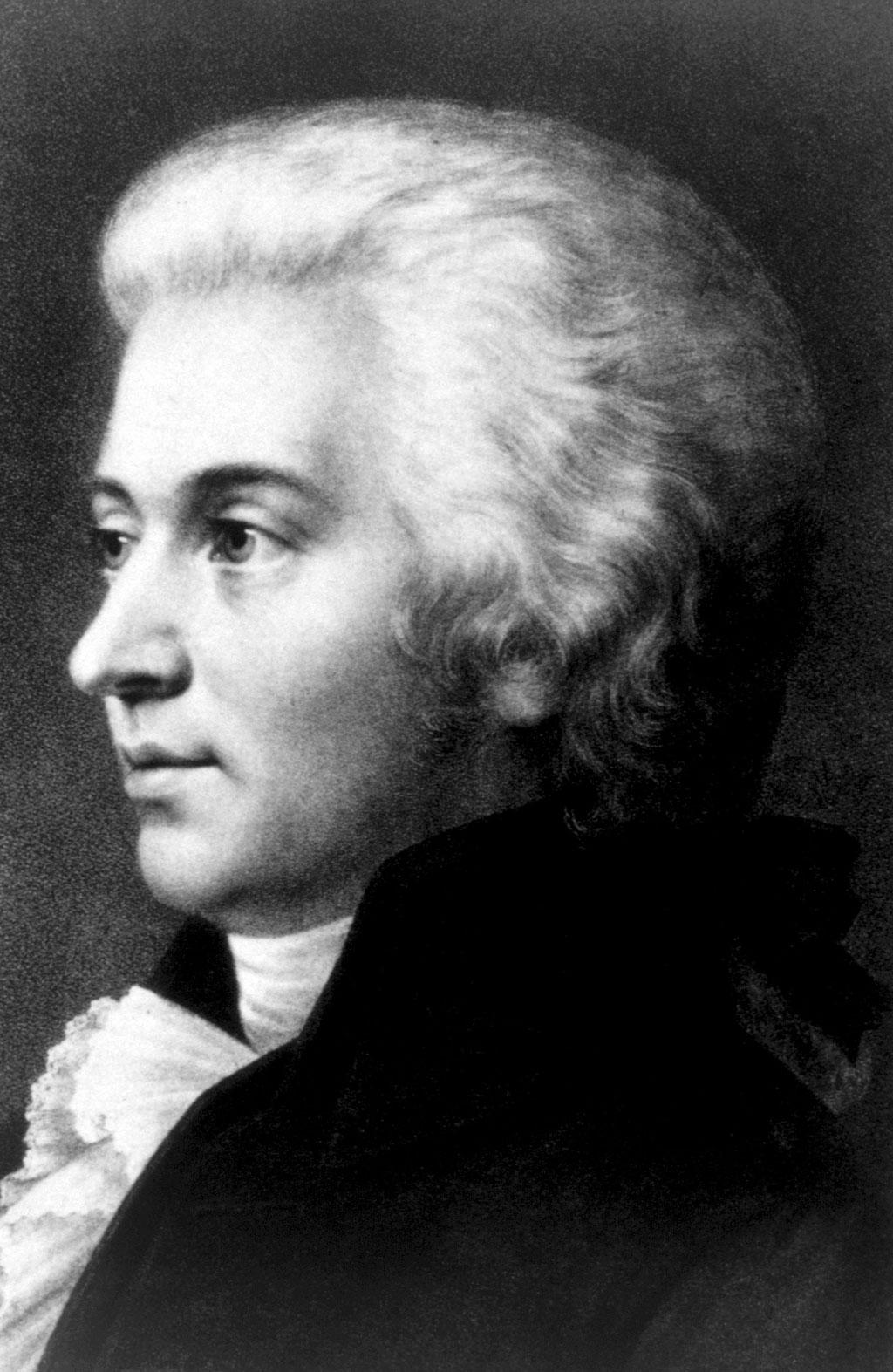Foto Mozart