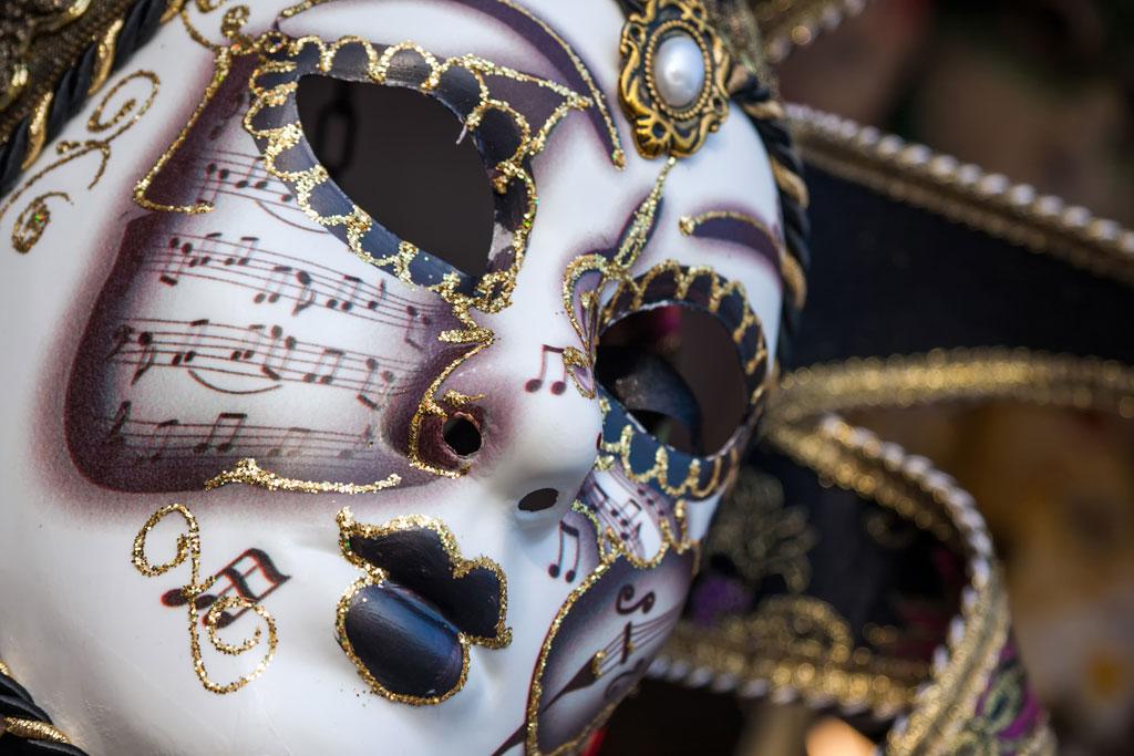 Foto Musik aud Venedig