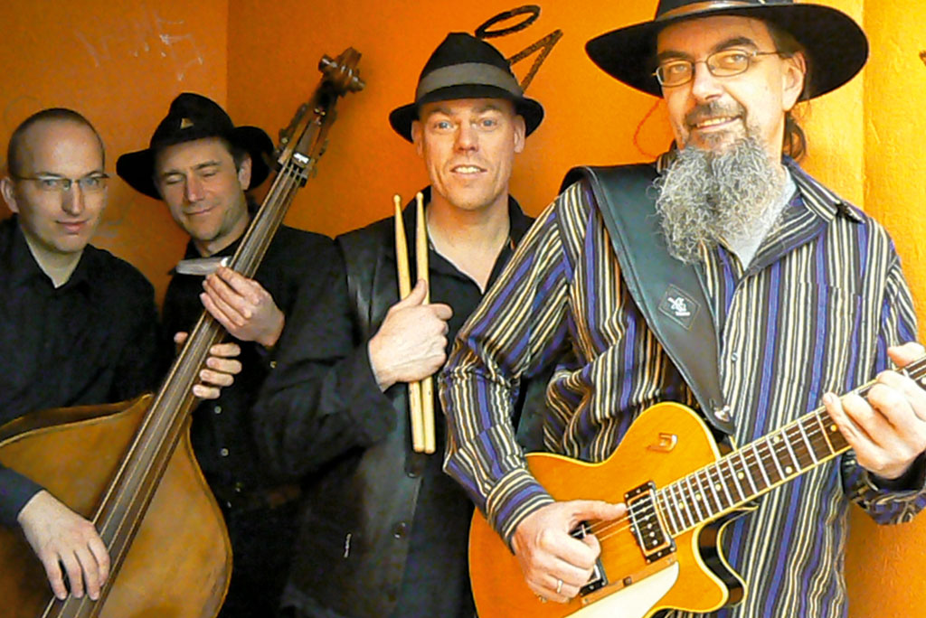 Rattlesnake Blues Band