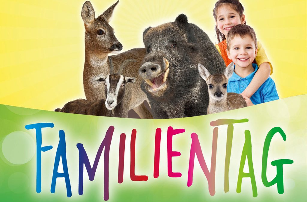 Familientag – Sommerfest im Wildpark Donsbach