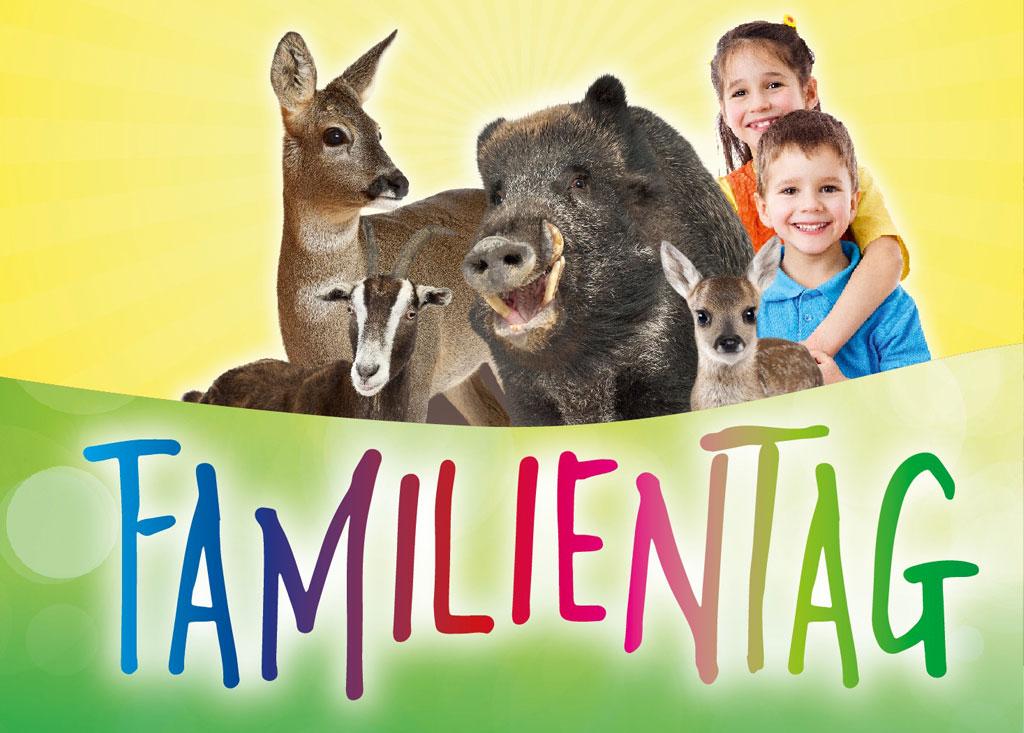 Foto Familientag – Sommerfest Wildpark