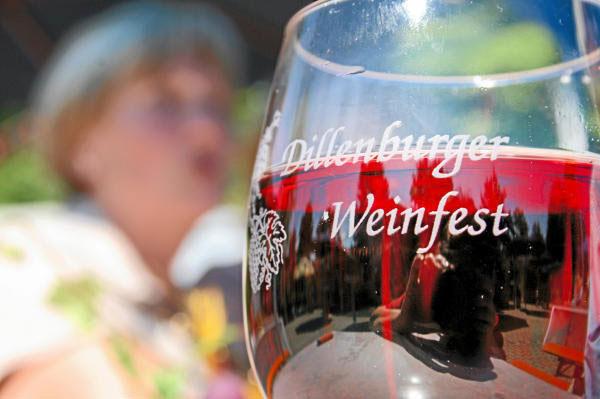 ABGESAGT / 15. Dillenburger Weinfest