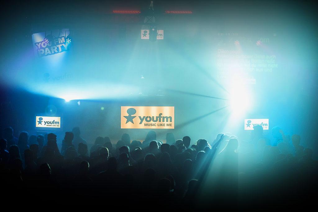 Foto YOUFM Party