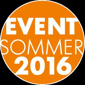 Logo Eventsommer 2016 Dillenburg