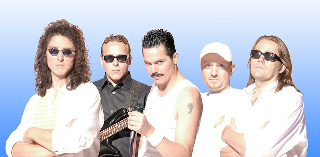 Q-REVIVAL – Queen Live Tribute Show
