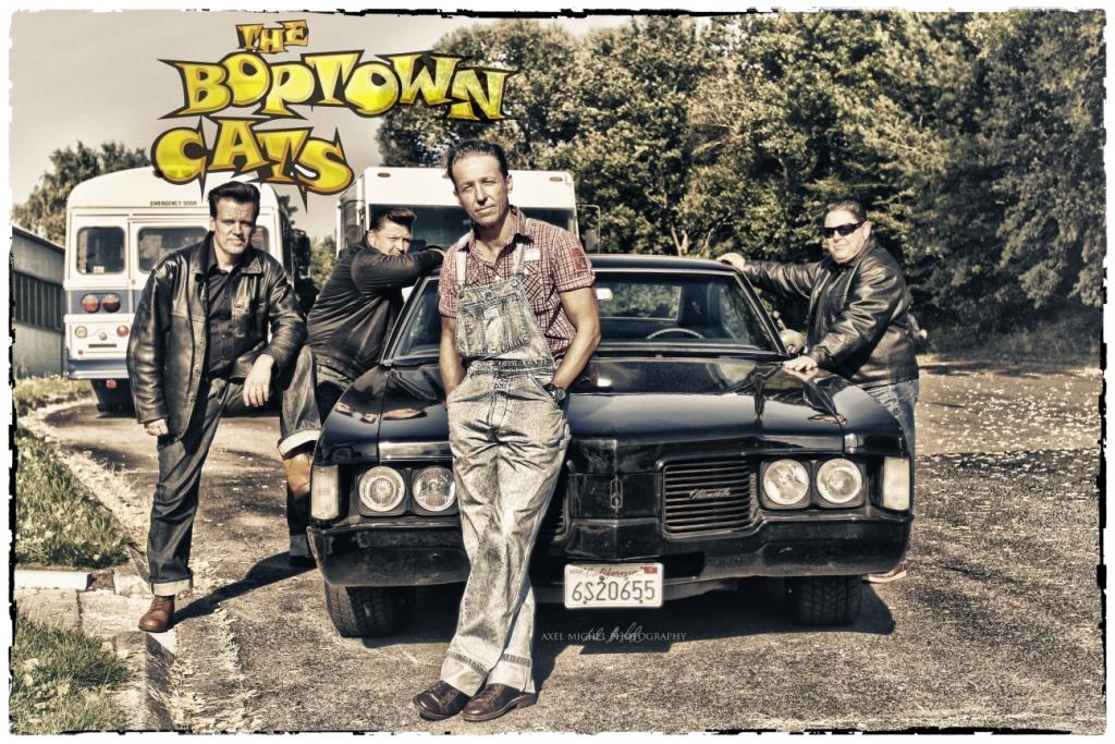Boptown Cats – Kickin' The Bop