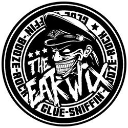 The Earwix - GLUESNIFFIN' BOOZE ROCK