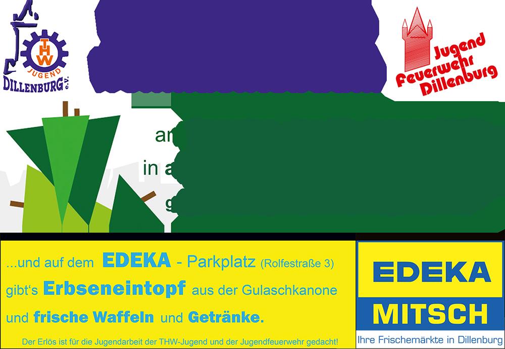 THW und Jugendfeuerwehr Dillenburg
